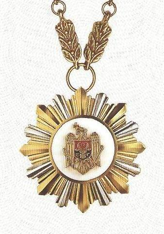 The Order of the Republic, 2011
